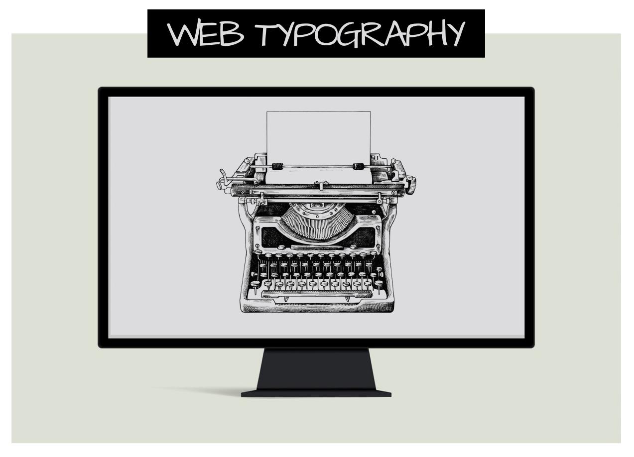 macchina da scrivere all'interno di uno schermo di computer